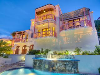 Sunset House at Long Bay, West End, Tortola - Ocean View, Pool, Pictures Can't Compare To The Reality - West End vacation rentals