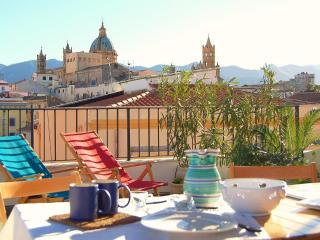 Magic Terrace in Palermo - Cefalu vacation rentals