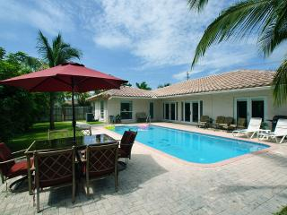 Coral Ridge -  2100$ pr wk... July to August! - Fort Lauderdale vacation rentals