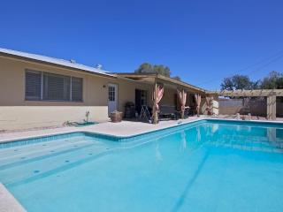 Spacious 4 BR house w/ Diving Pool (Sleeps 9) - Phoenix vacation rentals