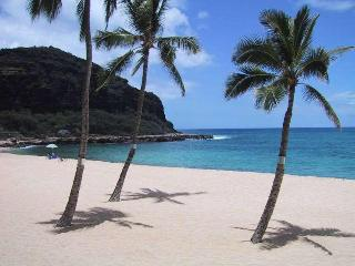 Romantic Beachfront Condo - Completely Renovated! - Oahu vacation rentals