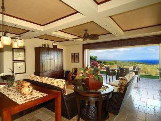 Gorgeous Ocean View with Double Master and Private Lanai! - Waikoloa vacation rentals
