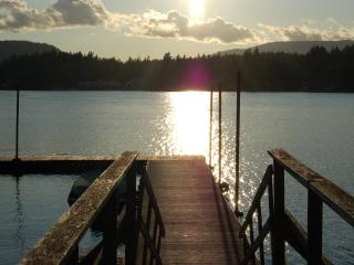 Woodview 2 bed Suite close to lake & mountains - Shawnigan Lake vacation rentals
