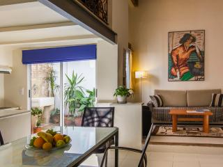 Duplex loft with patio in Valencia. Barrio Carmen - Valencia vacation rentals