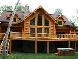 3-8 bedroom waterfront chalets in Mont Tremblant - Mont Tremblant vacation rentals