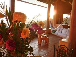 Zihua Penthouse. Pool. View from the top of world. - Zihuatanejo vacation rentals