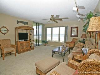 Sand Dollar II 207 BeachFront 3 Bedroom with Pool, St Augustine - Saint Augustine Beach vacation rentals