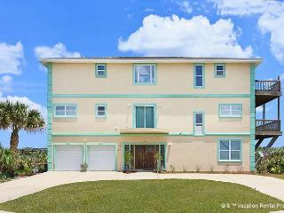 Miracle Eight - 8 Bedrooms, sleeps 26, Beach Front - Flagler Beach vacation rentals