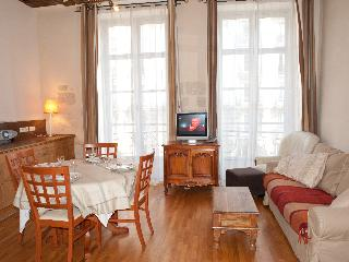 Rue du Renard. Elegant & Exquisite 1 bed in Le Marais, just across from Notre Dame and the Seine.. - Paris vacation rentals