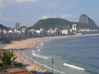 (#117) 4bd Penthouse w/ ocean view and jacuzzi - Rio de Janeiro vacation rentals