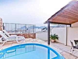 (#154) Very good penthouse with private pool - State of Rio de Janeiro vacation rentals