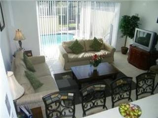 Interior View of Home - WH3T2573ML 3 BR Town Home with Splash Pool - Kissimmee - rentals