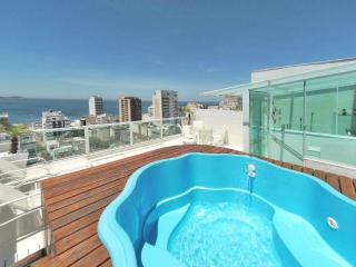 Lux 1B Ipanema Penthouse - Private Tub & Views - State of Rio de Janeiro vacation rentals