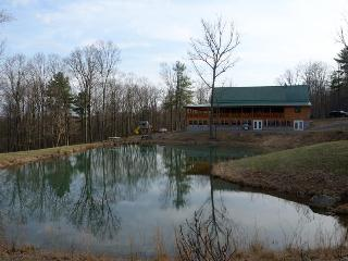 10 bedroom lodge in the mountains of Huntingdon PA - Allegheny Mountains vacation rentals
