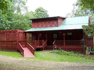 When you stay in this cabin you'll feel like you're staying with family! - Blairsville vacation rentals