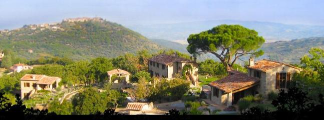 The Villas - Time in Tuscany - The Villas at Podernuovo - Castel Del Piano - rentals