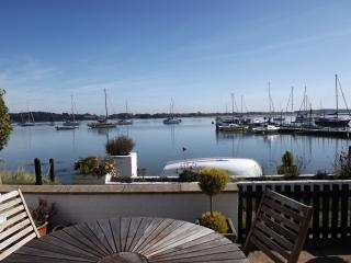 Quayside on Suffolk's magnificent River Deben - Woodbridge vacation rentals