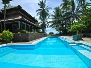 Unique beachfront Villa with private pool in Bali - Karangasem vacation rentals