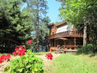 Wintergreen Dogsled Lodge on White Iron Lake, Ely - Minnesota vacation rentals