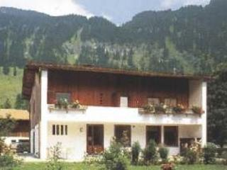 Vacation Apartment in Bad Hindelang - 646 sqft, Rest and recreation, family oriented (# 2961) - Hinterstein vacation rentals