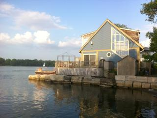 On the water, private, walk to shops,dine,theater! - Niagara-on-the-Lake vacation rentals