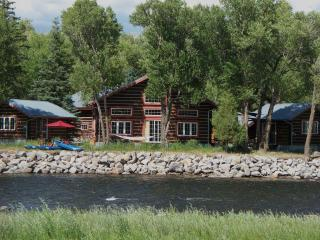 Free Rafting and Kayaking Riverside Meadows Cabins on the Rio Grande - South Fork vacation rentals