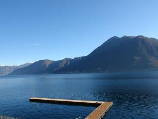 Luxury lakeside penthouse in the heart of Argegno - Argegno vacation rentals