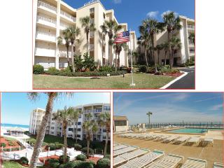 1 BR OCEANFRONT CONDO SLEEPS 4 IN NEW SMYRNA BEACH - New Smyrna Beach vacation rentals