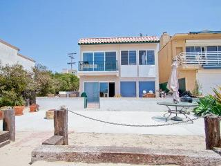 Beach Front House in LA.. ON THE SAND!!! - Los Angeles County vacation rentals