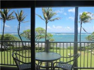 Kapaa Shore Resort #207-NEW!Oceanfrnt,2nd fl - Kapaa vacation rentals