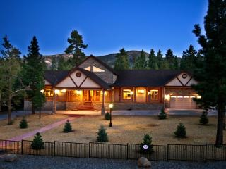 Appaloosa Estate - backing to National Forest - Big Bear and Inland Empire vacation rentals