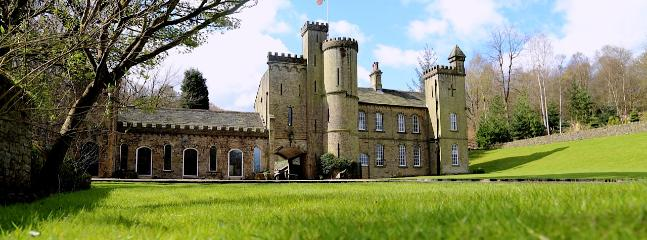 Spring 2013 - Carr Hall Castle Yorkshire UK  'Britains Best Home - West Yorkshire - rentals