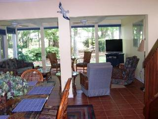 10,Seapines,5/min walk beach,wifi,bikes,Golf disc - Sea Pines vacation rentals