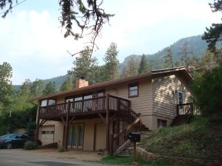 ROCKY MOUNTAIN RETREAT: MT VIEW PIKE NAT'L FOREST - Denver vacation rentals