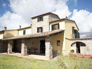 Villa with beautiful view of the Chianti landscape - San Casciano in Val di Pesa vacation rentals