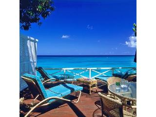 Set on a bluff overlooking the Caribbean Sea in one of the most private beachfront locations on Barbados. WCV BLU - Saint James vacation rentals