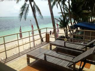 Absolute beachfront 2+1BR house in Boracay Island! - Visayas vacation rentals