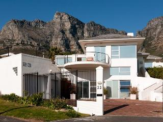 3 to 5 BR villa in Camps Bay 5 min walk to beach ! - Western Cape vacation rentals