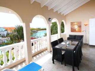 OCEAN SKY - 2 bedroom penthouse with ocean view - Willemstad vacation rentals