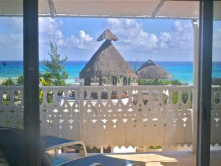Chic Ocean view penthouse  just 1 block from beach - Playa del Carmen vacation rentals