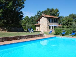 Tuscany Farmhouse with Pool for Families - Casa Leonardo - San Leonardo in Treponzio vacation rentals