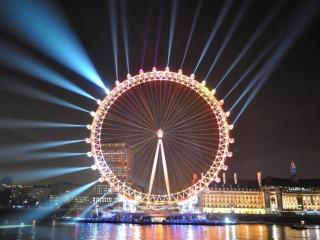 LONDON EYE FLAT2 SHARD in SouthBank 2bed1bath + CarPark option - London vacation rentals