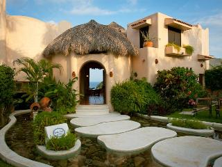 Views of  Conejos Bay  from every room - Huatulco vacation rentals