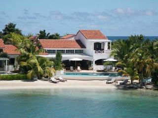 Sandy Cove at Jumby Bay, Antigua - Beachfront, Pool, Private Beach - Antigua vacation rentals