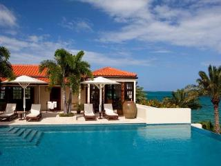 Eagles Landing at Jumby Bay, Antigua - Beachfront, Pool, Tennis Court - Antigua vacation rentals