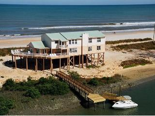 Fall $pecials 1900.00  St Augustine 1 OF A KIND Ocean/Riverfront Home - Daytona Beach Shores vacation rentals