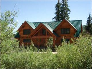 Riverside Log Cabin Home - Located on Three Acres of Land (1193) - Southwest Colorado vacation rentals