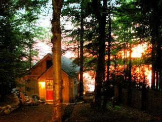 SUNSET- SERENE & ROMANTIC YR LAKE FRONT RETREAT - Caroga Lake vacation rentals