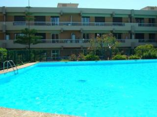 Studio AC Lg terrace Pool Tennis Parking Beach - Nice vacation rentals