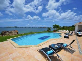 In the Lagoon with private dock. C MIR - Baie Rouge vacation rentals